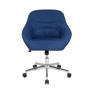 Dunaway Upholstered Mid-Back Office Chair