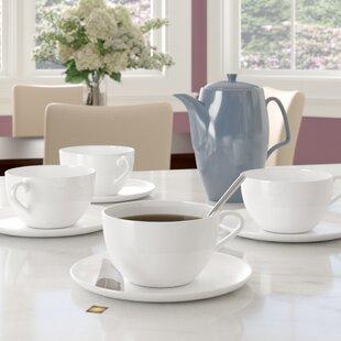 Laleia 14 oz. Jumbo Cappuccino Cup (Set of 4)