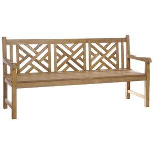 Amdt Teak Garden Bench