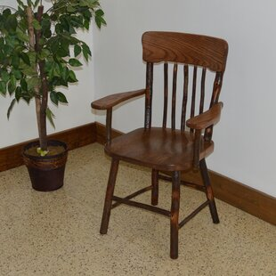 Wyton Hickory Solid Wood Dining Chair