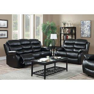 Pangkal Pinang 2 Piece Reclining Living Room Set