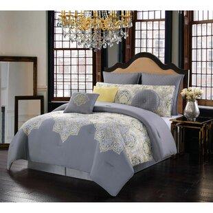 Partingt Comforter Set