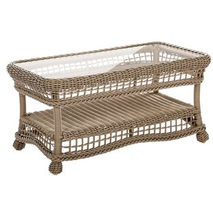 Royals Wicker Coffee Table