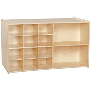 Purchase Contender Double Sided 14 Compartment Cubby By Wood Designs