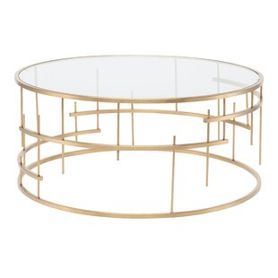 Tiffany Coffee Table by Nuevo Coupon