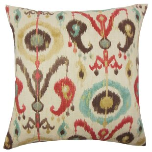 IKEA® Ikat Cotton Throw Pillow