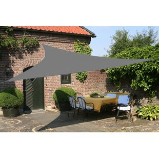 Nonatum 3.6m X 3.6m Triangle Shade Sail By Sol 72 Outdoor