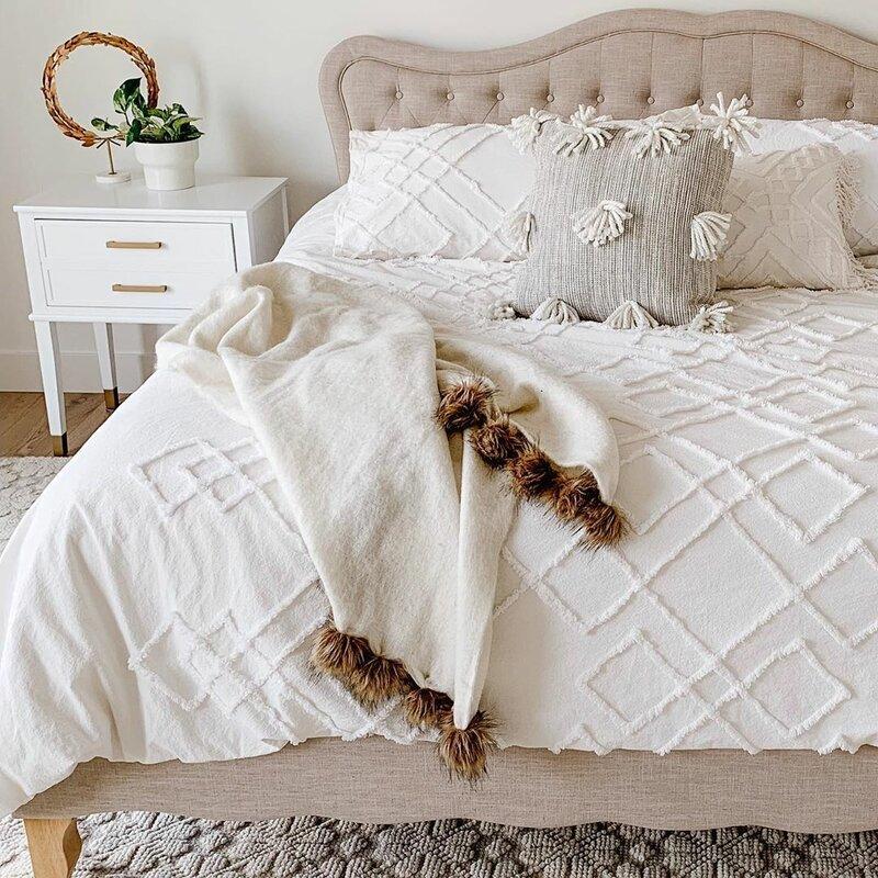 Modern Bedroom Design Photo By Wayfair Canada