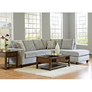 Darby Home Co Crockett Sectional