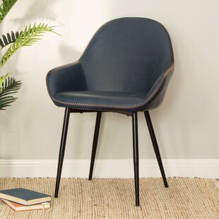 Zosia Mid Century Modern Upholstered Dining Chair (Set of 2)