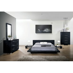 Cedar Platform Configurable Bedroom Set by Andrew Home Studio