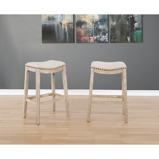 Virgilina Bar Height 30 Bar Stool (Set of 2)