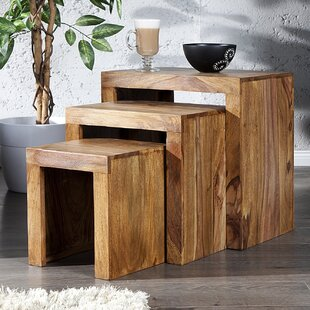 Juliana 3 Piece Nest Of Tables By Union Rustic