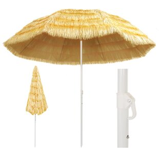 3m Beach Parasol By Bay Isle Home