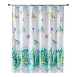 Comparison Zaliki Shower Curtain ByHighland Dunes