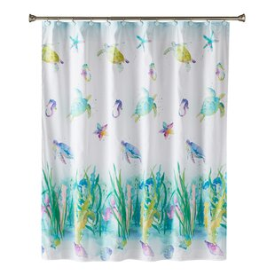 Zaliki Single Shower Curtain