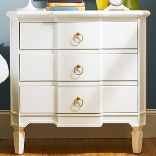Maria 3 Drawer Chest byWilla Arlo Interiors