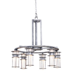 Kalco Anchorage 6-Light Shaded Chandelier