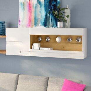 Brayden Studio Kaylin Wall Accent Cabinet