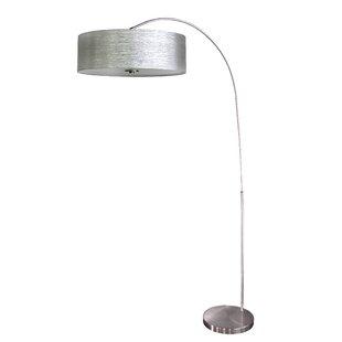Bargain Olivo 65 Arched Floor Lamp By Brayden Studio