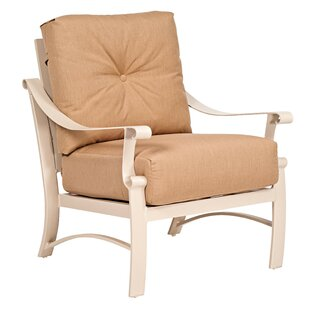 Bungalow Stationary Patio Chair with Cushions