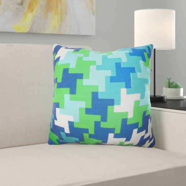 Corrigan Studio Detweiler Cotton Cushion Cover Wayfair Co Uk