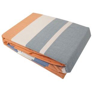 Ebern Designs Cormier 164 Thread Count 100% Cotton Sheet Set