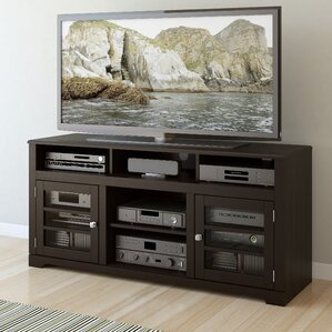 """West Lake 60"""" TV Stand with Optional Fireplace"""