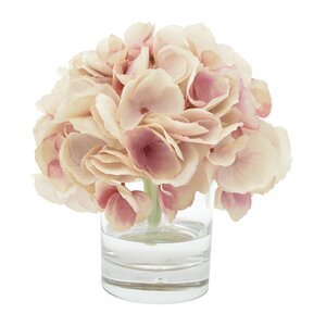 Hydrangea Bouquet in Water Floral Arrangement