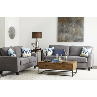 Shop for Amalda Configurable Living Room Set by Ebern Designs Reviews (2019) & Buyer's Guide