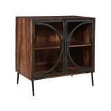Posey 2 Door Square Accent Cabinet by Foundry Select