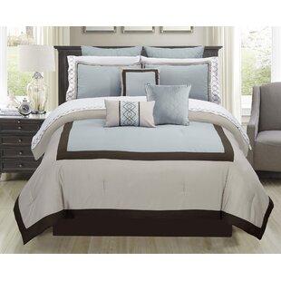 Parker 7 Piece Comforter Set