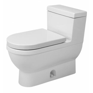 Duravit Starck 3 1.28 GPF Elongated One-Piec..