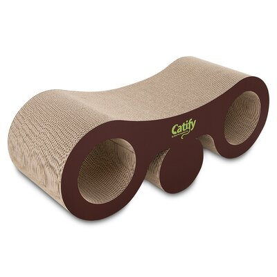 Seesaw Cat Scratching Board With Catnip Best Pet Supplies