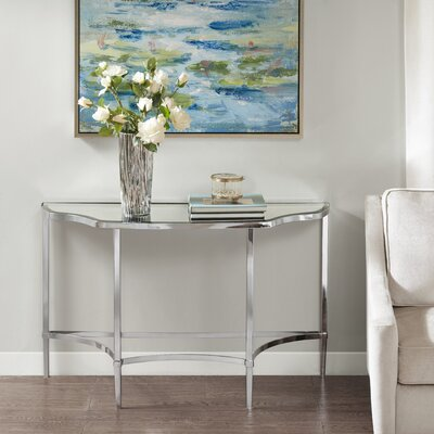 Enjoyable Triton Console Table Madison Park Signature Gmtry Best Dining Table And Chair Ideas Images Gmtryco