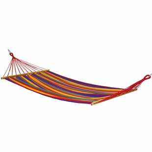 Monk Mauritius Cotton and Polyester Tree Hammock by The Holiday Aisle