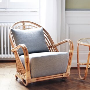 Charlottenborg Accent Chair with Cushions by Sika Design