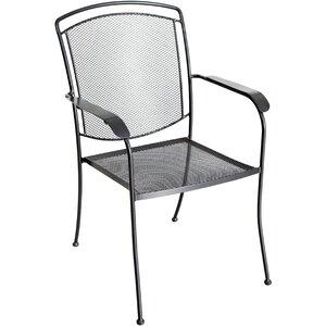 4-tlg. Stapelbares Gartenstuhl-Set Classic von R..
