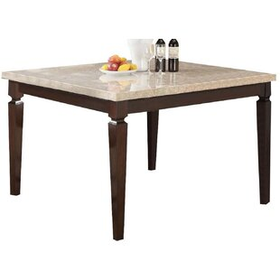 Shept Mallet Pub Table by Fleur De Lis Living