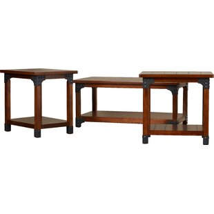 Trent Austin Design Boalt 3 Piece Coffee Table Set