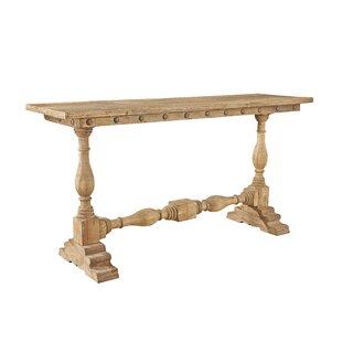 Furniture Classics Pub Console Table