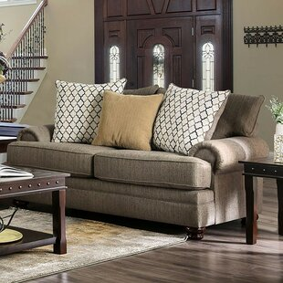 Farallones Loveseat by Darby Home Co