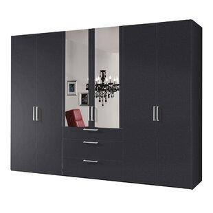 Ammiras 6 Door Wardrobe By Ebern Designs