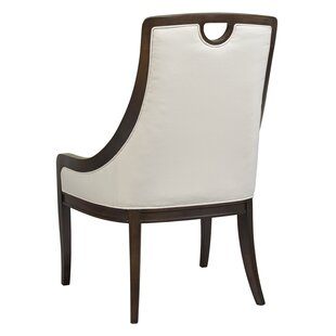 Riviera Upholstered Dining Chair by Duralee Furniture Best