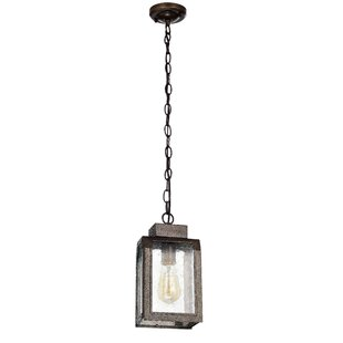 Williston Forge Abram 1-Light Square/Rectangle Pendant