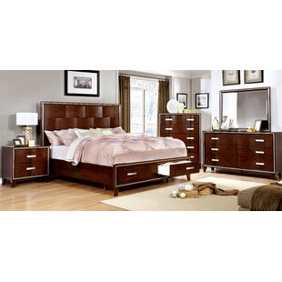 Lumley Platform Configurable Bedroom Set by Brayden Studio