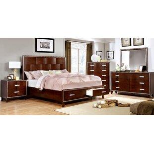 Lumley Platform Configurable Bedroom Set by Brayden Studio