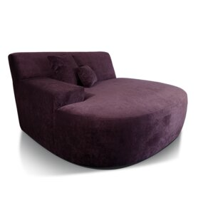 Ampio Chaise Lounge by Decenni