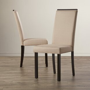 Burgess Parsons Chair (Set of 2) by Red Barrel Studio