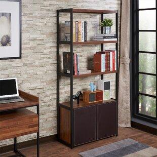 Snio Standard Bookcase By Ebern Designs